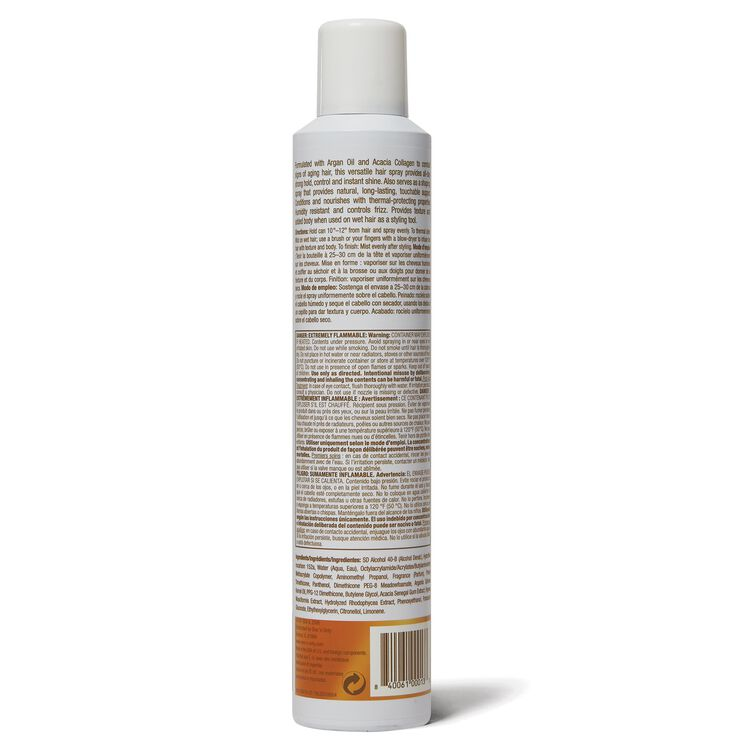 Argan Oil Smooth & Shine Hairspray