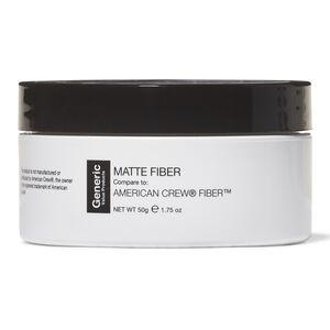 Matte Fiber Compare to American Crew Fiber