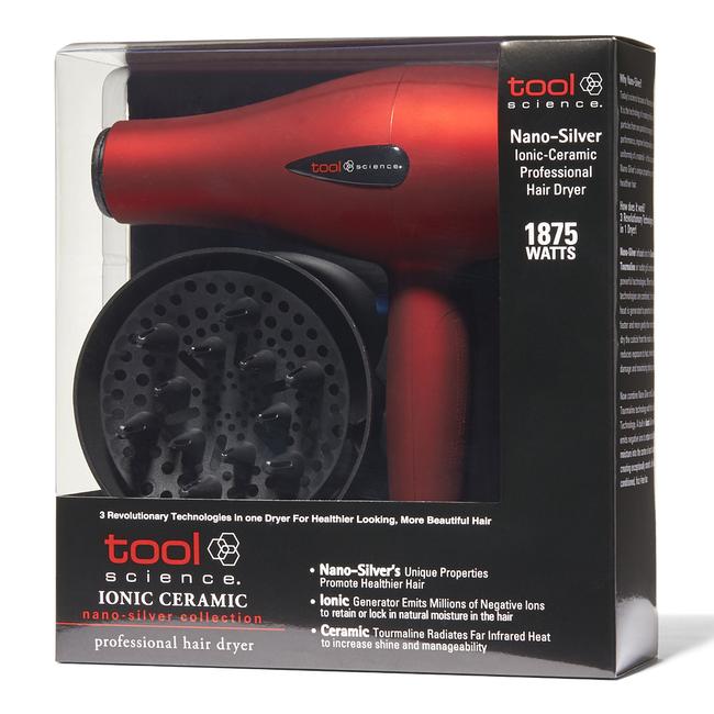 Nano Silver Lightweight Hair Dryer