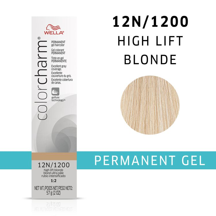 Blonde Claire Color Charm Gel Permanent Hair Color