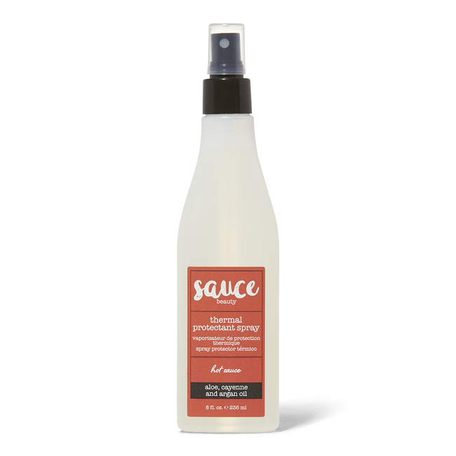 Hot Sauce Thermal Protectant Spray
