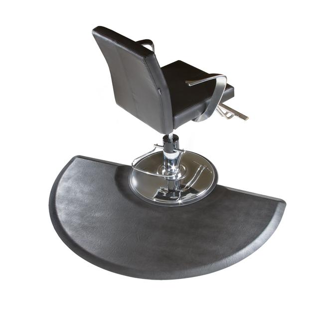 3' X 5' Elite Series Round Mat with Chair Depression