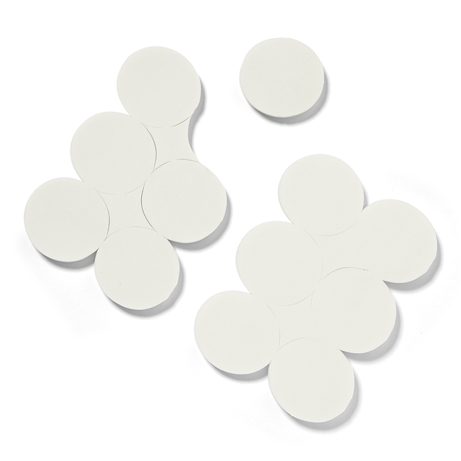 Vitamin E Round Foundation Sponges