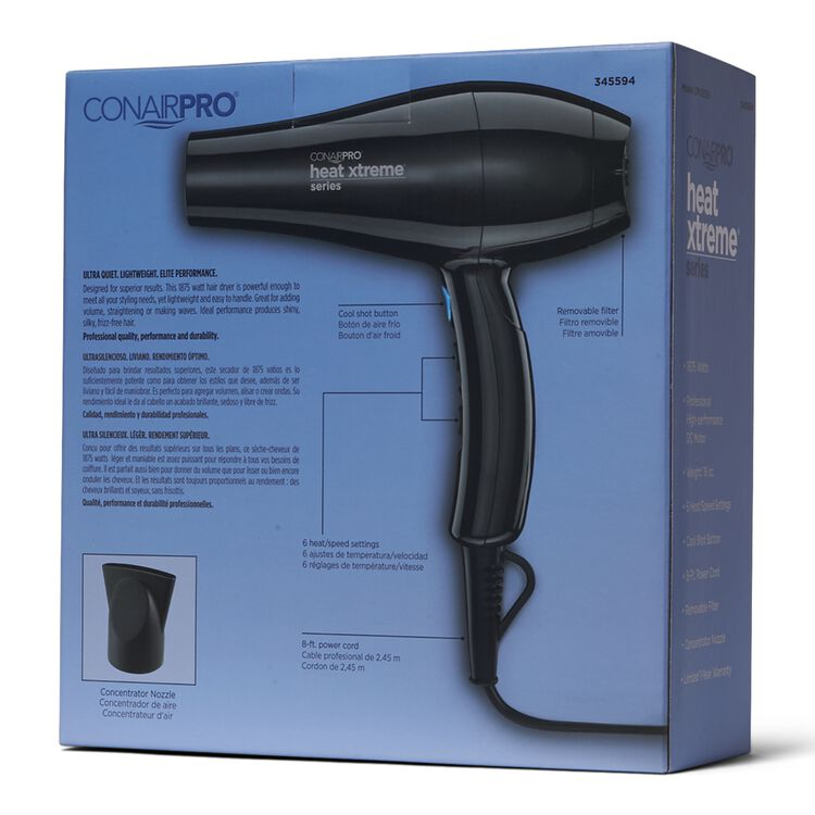 Heat Xtreme Hair Dryer