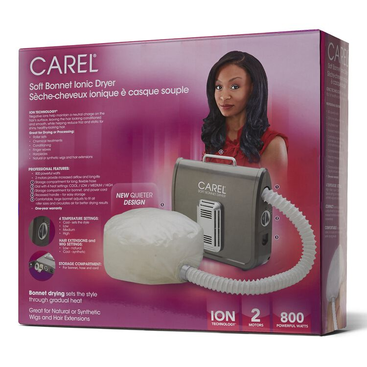 Soft Bonnet Hair Dryer
