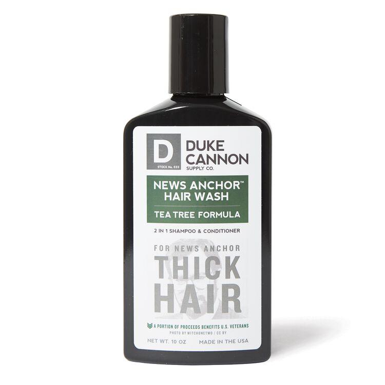 News Anchor 2-in-1 Tea Tree Hair Wash