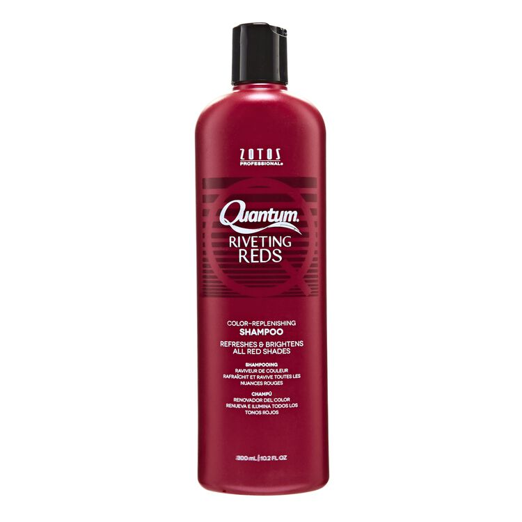 Riveting Reds Color Replenishing Shampoo