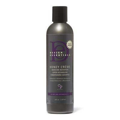 Honey Crème Moisture Retention Super Detangling Conditioning Shampoo