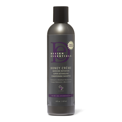 Honey Crème Moisture Retention Super Detangling Conditioning Shampoo