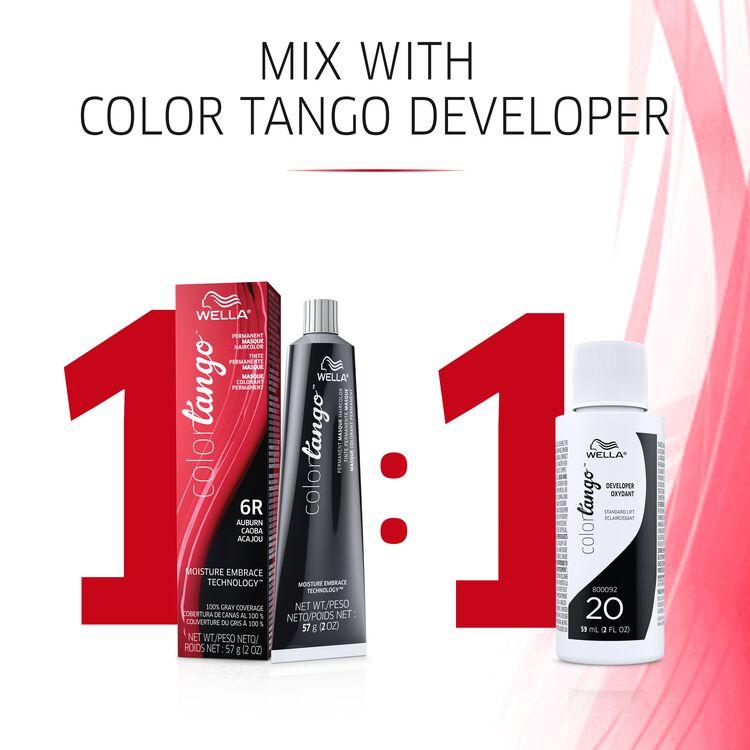 Color Tango Permanent Masque Hair Color