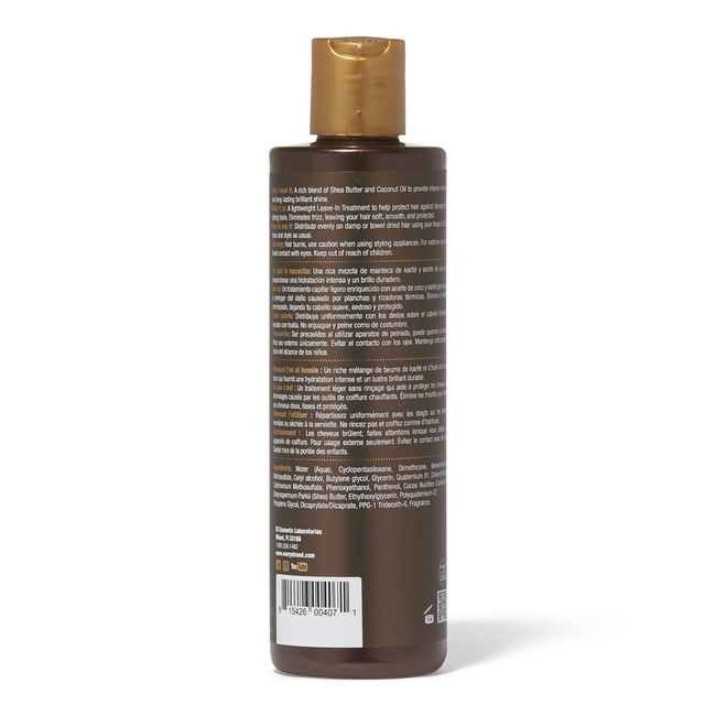 Shea & Coconut Oil Protective Leave In Hair Treatment