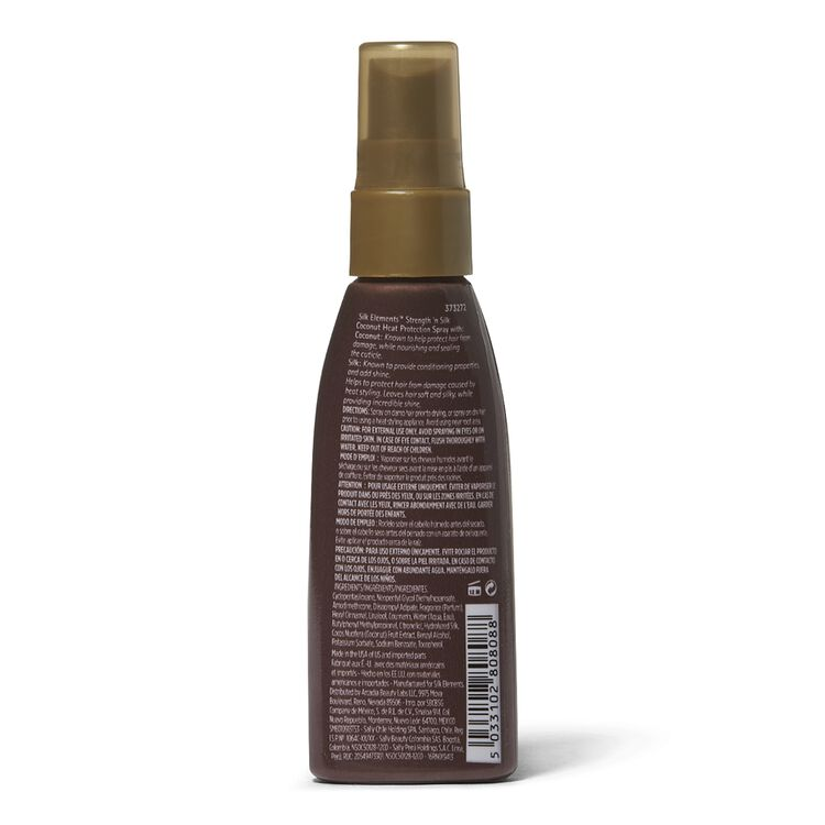 Coconut Heat Protection Spray Travel Size