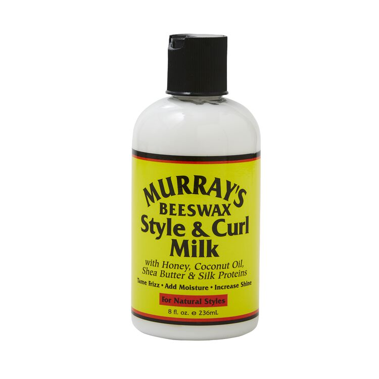 Murrays Beeswax Style Curl Milk Styling Products Textured Hair Sally Beauty