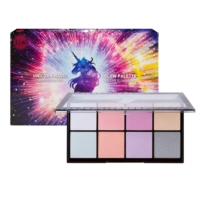 Unicorn Magic Glow Highlighter Palette