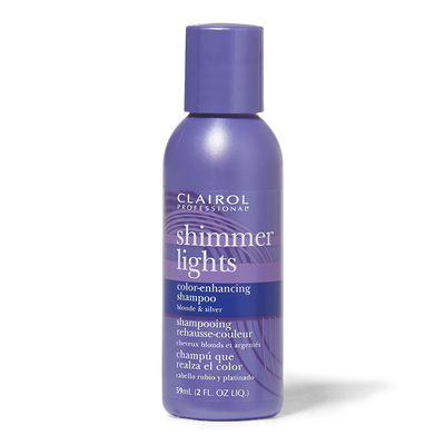 Shimmer Lights 2oz Travel Size Shampoo