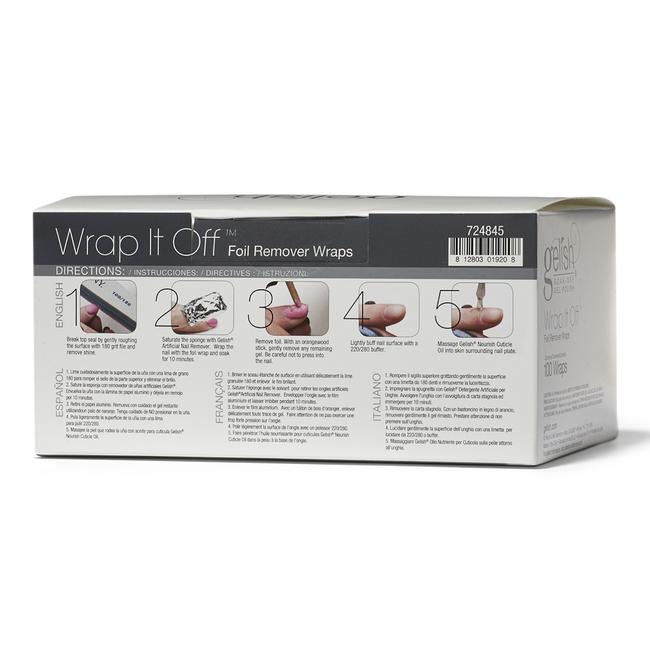 Foil Wrap Removal System