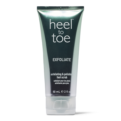 Exfoliating and Polishing Foot Scrub 2oz.