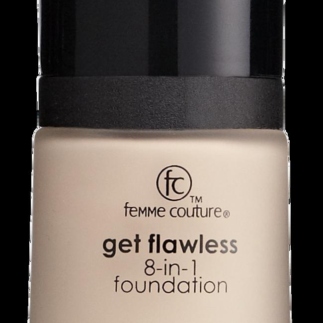 Get Flawless Fair 8 in 1 Foundation