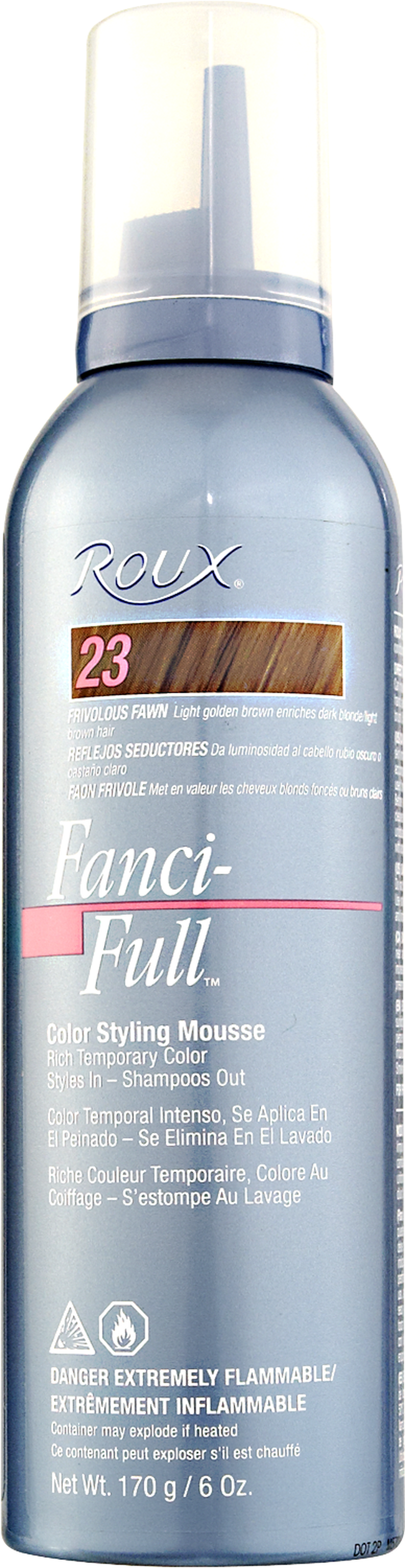Frivolous Fawn Color Styling Mousse