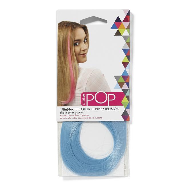 Color Strip Extension Blue Frosting