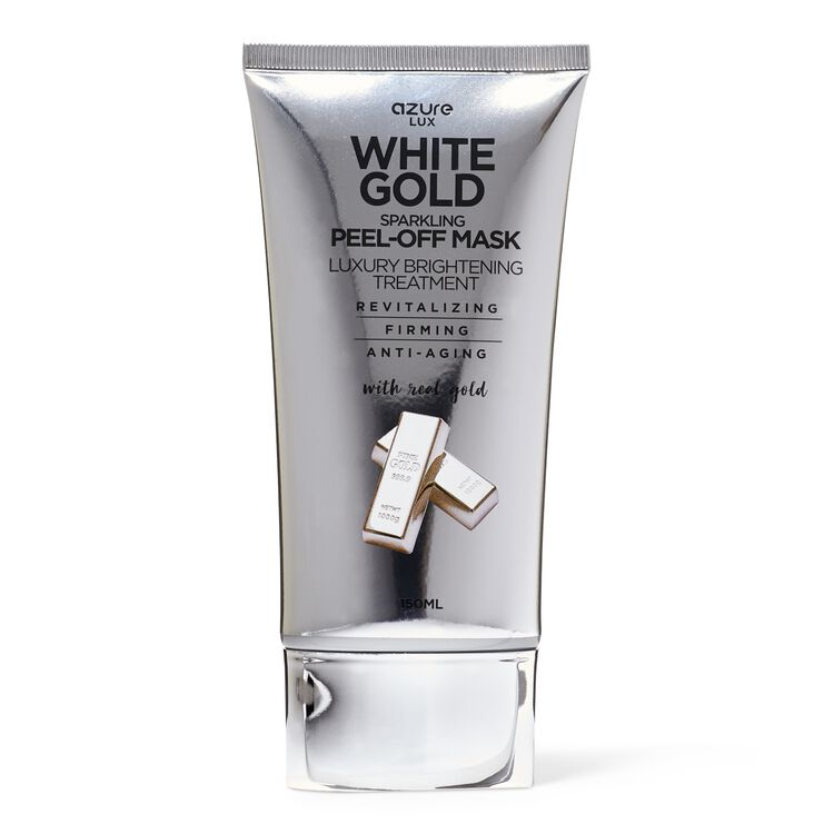 White Gold Sparkling Peel Off Mask