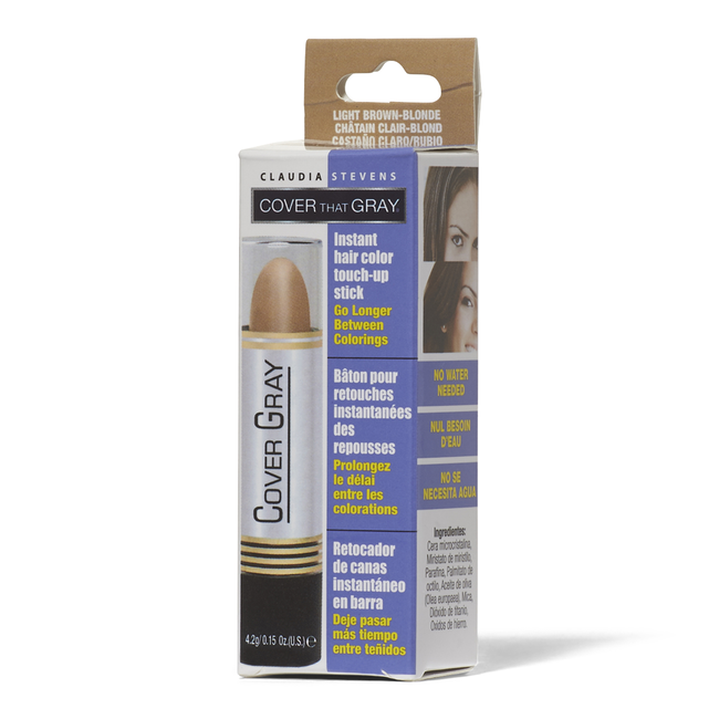 Light Brown Blonde Temporary Color Touch Up Stick