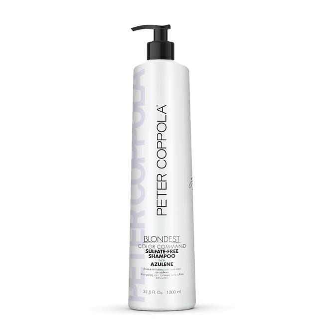 Color Command Sulfate-Free Shampoo With Azulene
