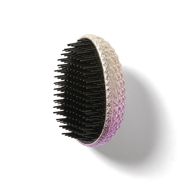 Handheld Jeweled Detangling Brush