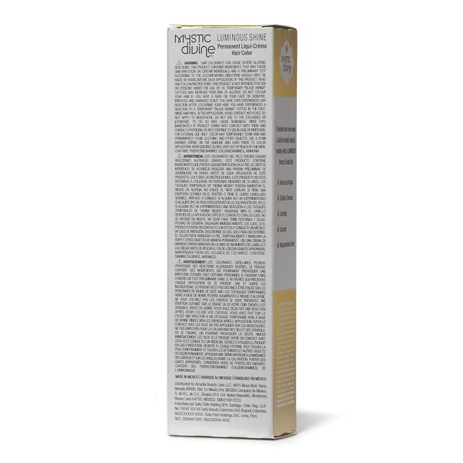 6NWB Natural Warm Beige Dark Blonde Liqui-Creme Permanent Hair Color