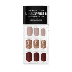 Magic Press on Nails Wine Country