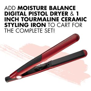 1 Inch Tourmaline Ceramic Styling Iron