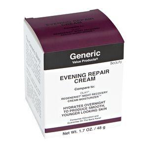 Evening Repair Cream Compare to Olay Night Recover Cream Moisturizer