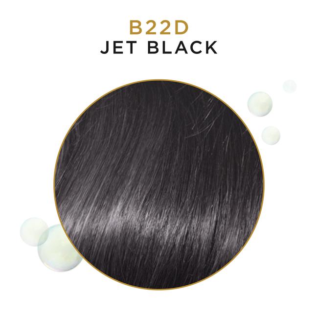 22D Jet Black Moisturizing Semi Permanent Hair Color