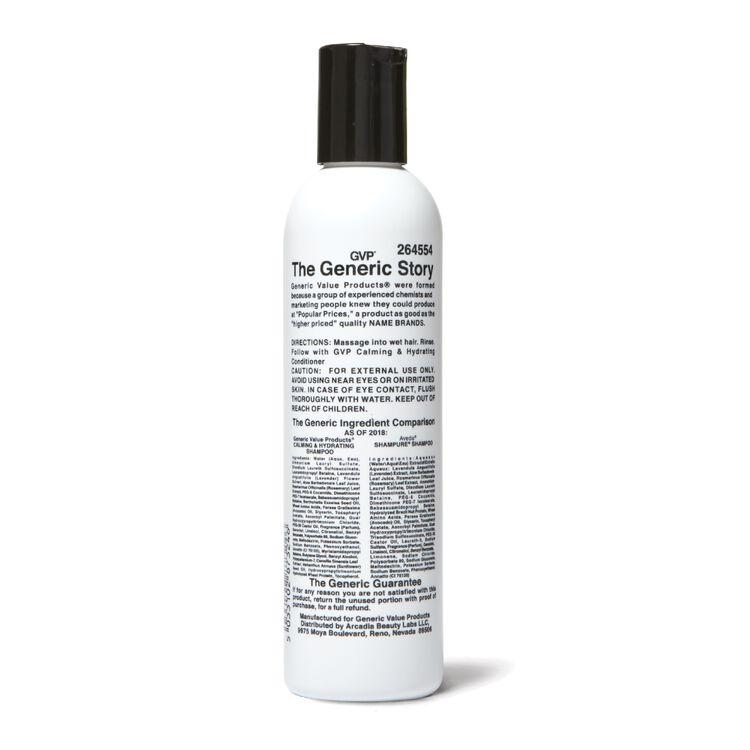 Calming & Hydrating Shampoo Compare to Aveda Shampure Shampoo