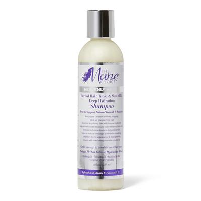 Heavenly Halo Herbal Hair Tonic & Soy Milk Deep Hydration Shampoo