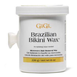 Brazilian Bikini Hard Wax Microwave Formula