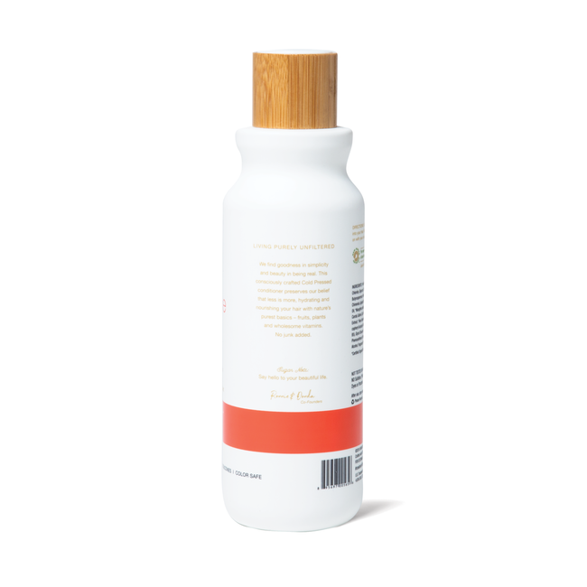 Bounce Back Conditioner - Mango Butter + Agave + Carrot Oil