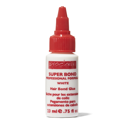 White Super Bond Hair Glue