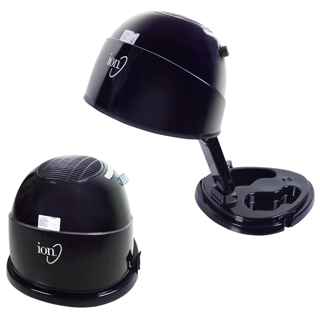 Ion Conditioning Hard Hat Bonnet Dryer
