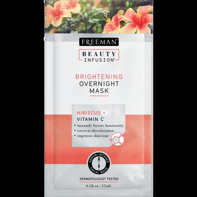 Brightening Hibiscus & Vitamin C Overnight Mask Sachet