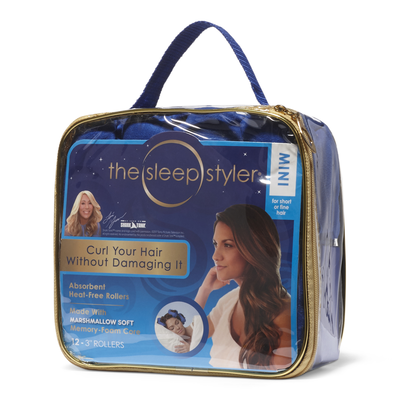 Sleep Styler for Short or Fine Hair