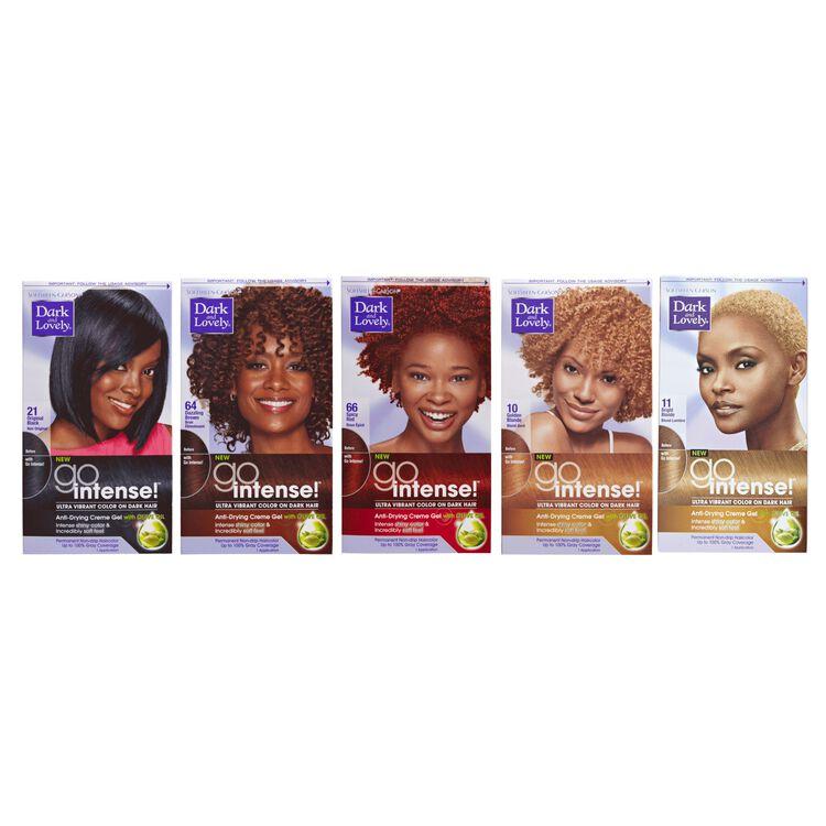 Go Intense Permanent Hair Color