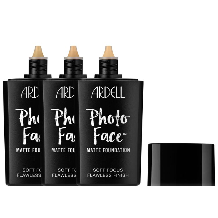 Photo Face Matte Foundation