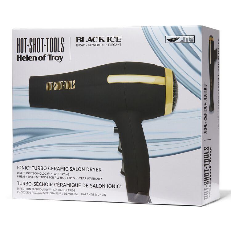Ionic Turbo Ceramic Salon Hair Dryer