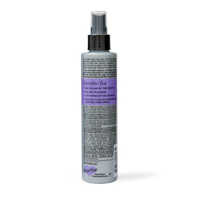 Vertical Volume Root Lifting Spray