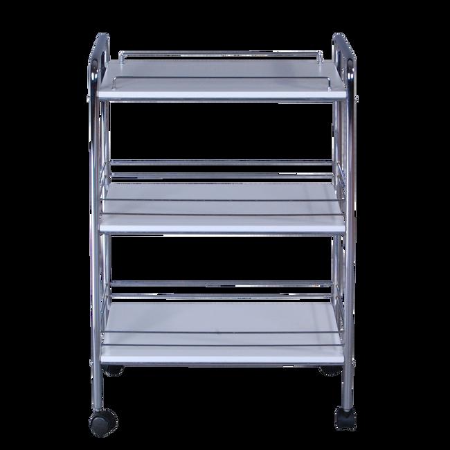Georgie Three Shelves Utility Cart