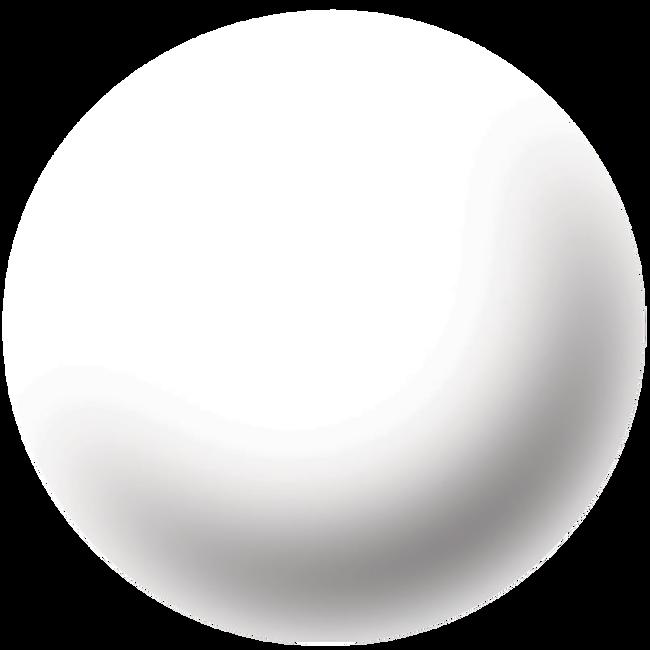 White On White Nail Lacquer