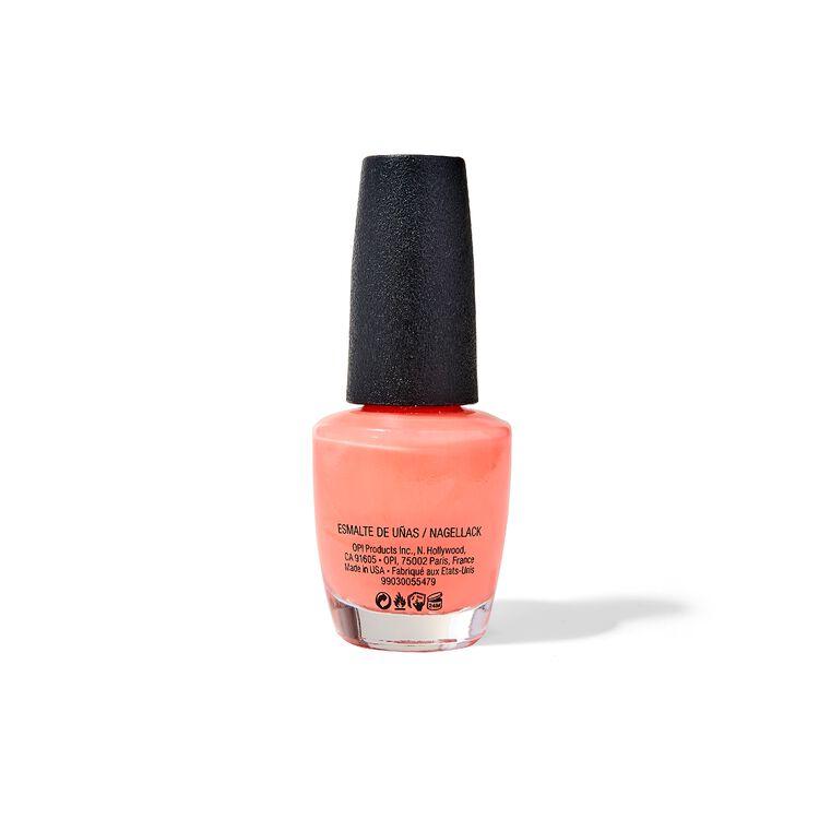 Neon Nail Lacquer Orange You a Rock Star?