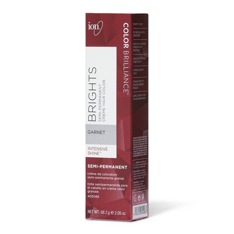 Garnet Semi Permanent Hair Color