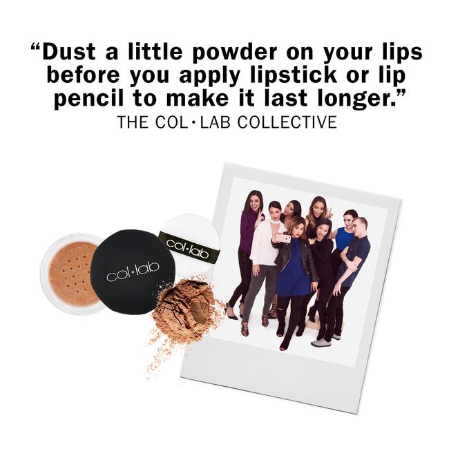 Set The Stage Ultra-Fine Loose Setting Powder Almond/Caramel